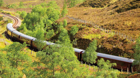 The Most Exclusive British Steam Rail Tour… Ever