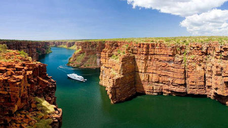 Tourism Western Australia Launches Kimberley Expedition Cruising