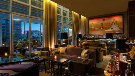 The St. Regis Mexico City Introduces a New Mixologist Series