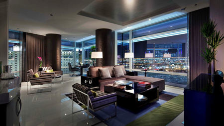A Truly Suite Occasion in Las Vegas