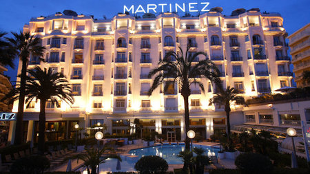 Hotel Martinez Reopens in Cannes, joining The Unbound Collection by Hyatt