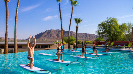 5 Top Out-of-the-Gym Fitness Workouts at Luxury Resorts