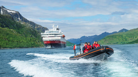 Hurtigruten Celebrates 125 Years in Exploration Travel