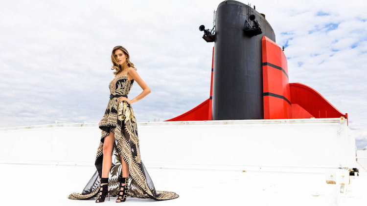 Cunard Hosting Transatlantic Fashion Week on Queen Mary 2
