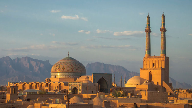 Golden Eagle Luxury Trains Introduces New Imperial Suite & Pioneering Persia Silk Road Journey