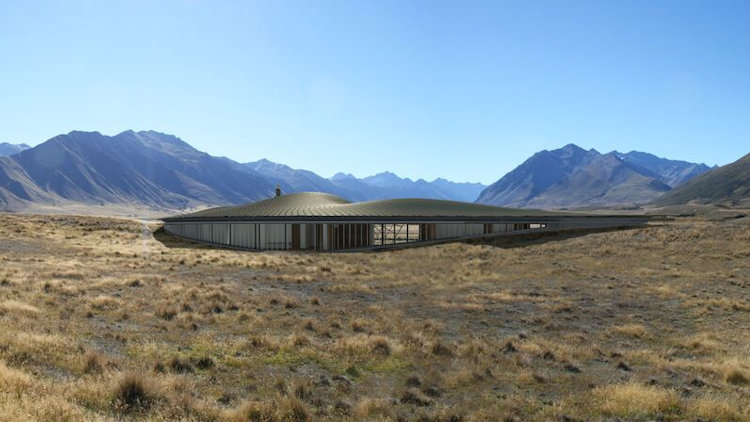 The Lindis - New Zealand's Latest Luxury Lodge Experience