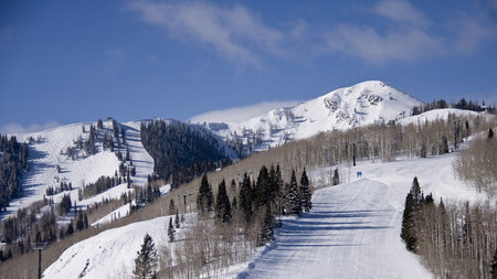 Park City Mountain Opening for the Season, Nov. 21