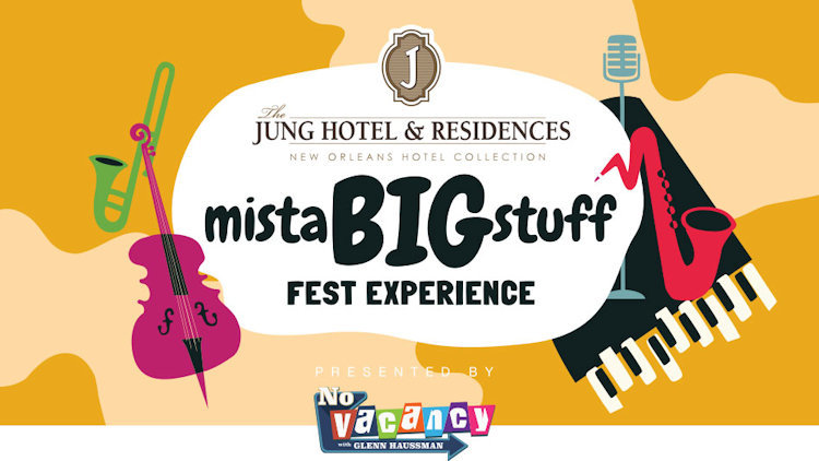 See the Rolling Stones in New Orleans with the 'Mista Big Stuff VIP Jazz Fest Experience'