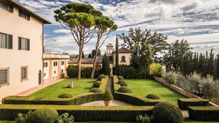 COMO Hotels and Resorts Makes Its Debut in Italy with Historic Hotel Near Florence
