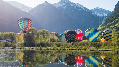 Telluride: The Festival Capital of Colorado