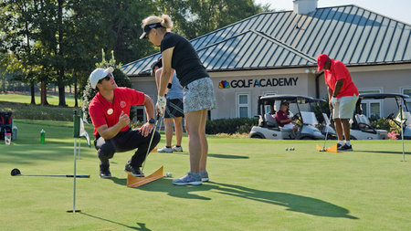 The Ballantyne Offers Women's-Only Golf Camp in Charlotte