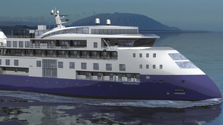 Vantage Cruise Lines Announces First Small Ocean Cruising Ship