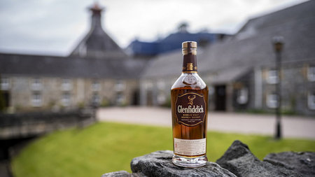 Glenfiddich Creates 200 Bottles of Super Rare Whisky, £1,600