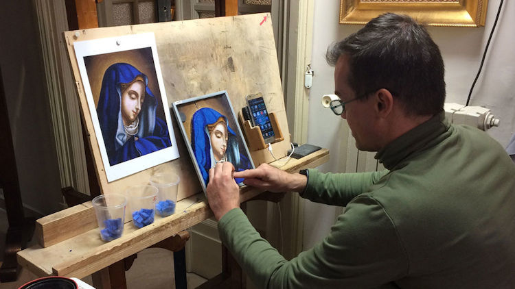 Vatican Mosaic Studio Tour Gives Visitors a Backstage Pass