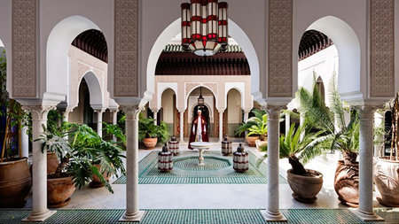 La Mamounia Partners with Chef Jean-Georges Vongerichten