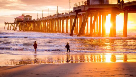 Huntington Beach's Laid Back Brand of Luxury Suits its Surf City USA Vibe