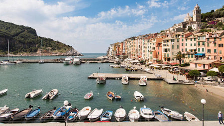 Grand Hotel Portovenere Re-opens July 7 In Italy's Beautiful Cinque Terre