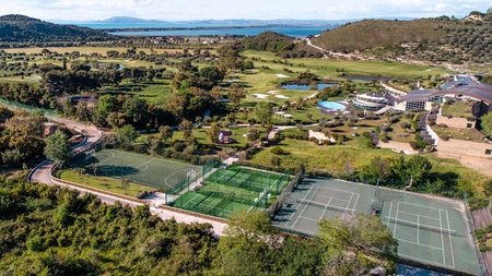 Tuscany's Argentario Golf Resort & Spa Reopens its Luxury Hotel & Independent Villas