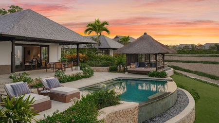 Raffles Bali, A New Intimate Oasis of Emotional Wellbeing