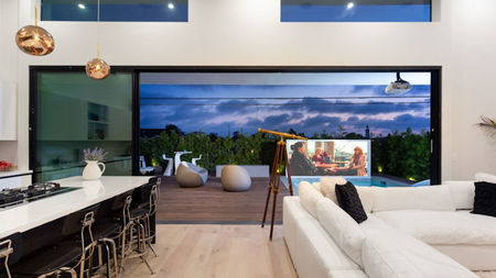 Get an Insider Tour of LA's New Premier Smart Home