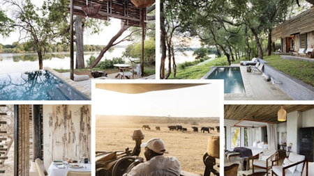 Matetsi Victoria Falls Offers a Private Safari Trip in Style with New Airstrip