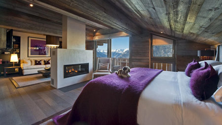 Ski in Style at Sir Richard Branson's Luxury Private Chalet this Winter