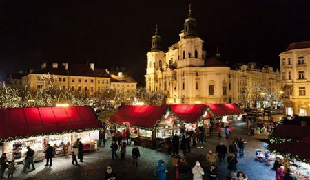 Christmas in Prague, 2020: Short on visitors, long on local charm