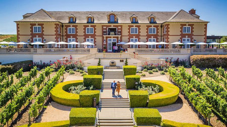 Domaine Carneros is a Napa Valley 'Must Stop'