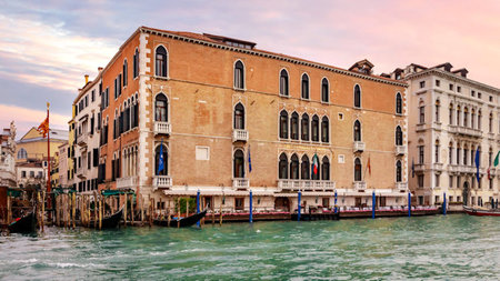 The Legendary Gritti Palace, a Luxury Collection Hotel, Venice Reopens Its Doors