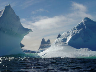 To the Ends of the Earth in Antarctica