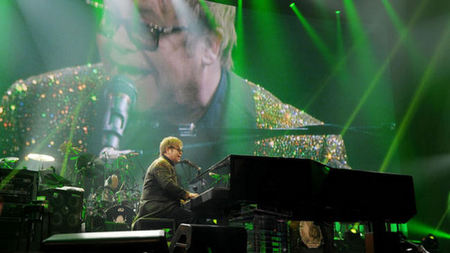Elton John Returns to The Colosseum at Caesars Palace