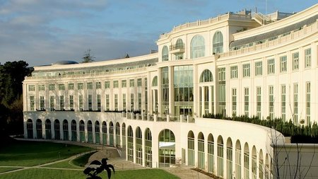 The Ritz-Carlton, Powerscourt Offers a Family Friendly Ireland Resort