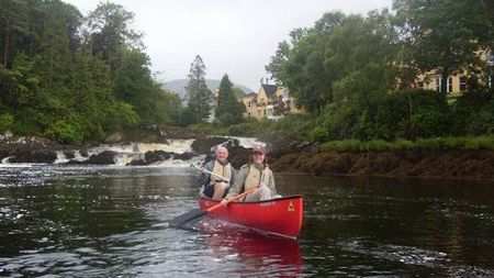 Ireland's Sheen Falls Lodge Launches Canoe Eco-Trips