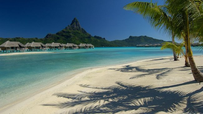 Bora Bora Ranked #1 Island in the World by U.S. News & World Report