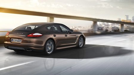 Porsche Launches Panamera Platinum Edition, a Special Sport Sedan Series
