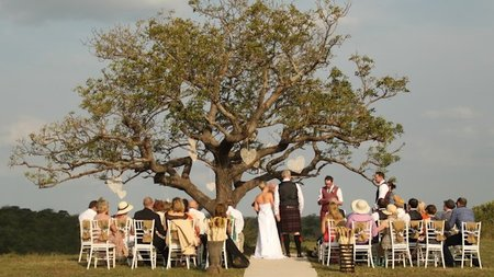 Thanda Offers Africa's Most Romantic Safari Wedding Destination
