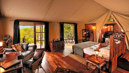 Glamping it up in Africa with Elewana