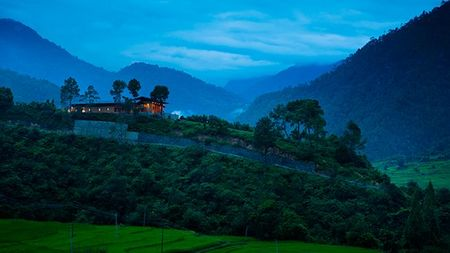Bhutan Luxury Himalayan Escape by Private Jet