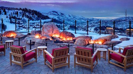 Attend World Cup & Sundance with The St. Regis Deer Valley
