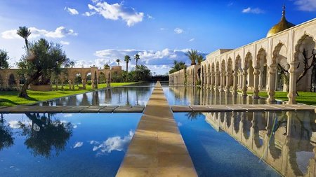 Palais Namaskar Offers Romantic Valentine's Getaway in Marrakech