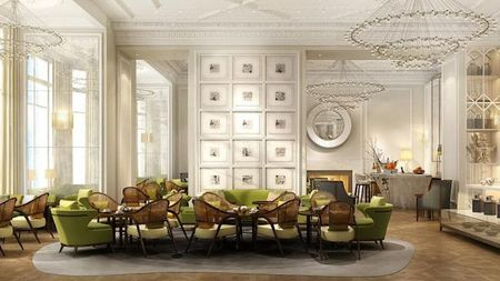 The Rosebery At Mandarin Oriental Hyde Park to Offer Afternoon Tea and Champagne Cocktails