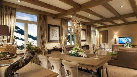 Gstaad Palace Unveils Newly Renovated Deluxe and Tower Suites