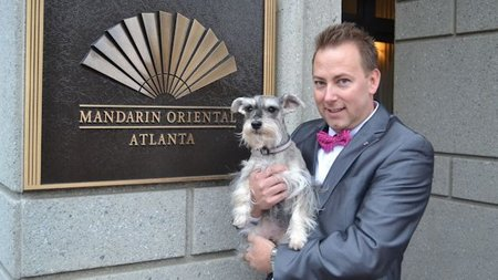 Mandarin Oriental, Atlanta Introduces Luxurious Pet Friendly Offerings