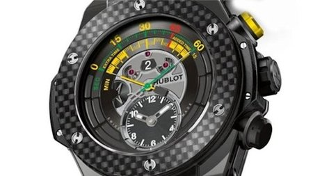 Hublot Launches World Cup Inspired Big Bang Timepiece
