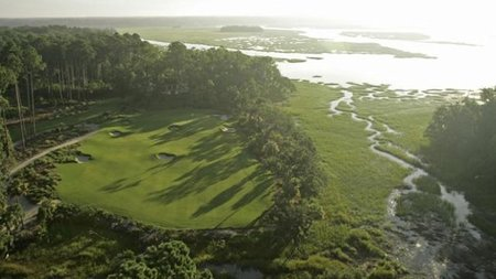 Golf Course at The Inn at Palmetto Bluff Certified as Audubon Sanctuary