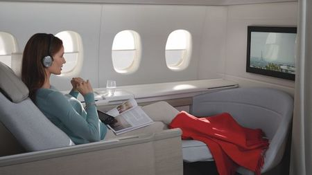 Air France Introduces New La Première Private Suite