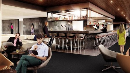 Qantas, Cathay Pacific and British Airways Open New LAX Business Lounge