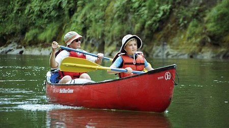 New Zealand In Depth Launches New Family Canoe Safari Adventure