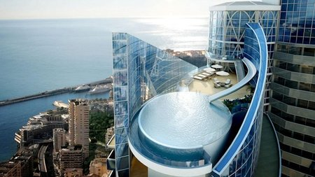 Monaco's Odeon Tower to Feature $400 Million Super Penthouse