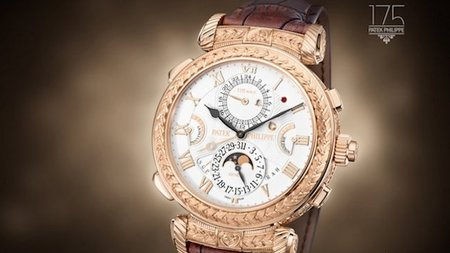 Patek Philippe Unveils $2.6 Million Dollar Watch